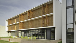 Internat Montceau Les Mines / X'TO Architectes