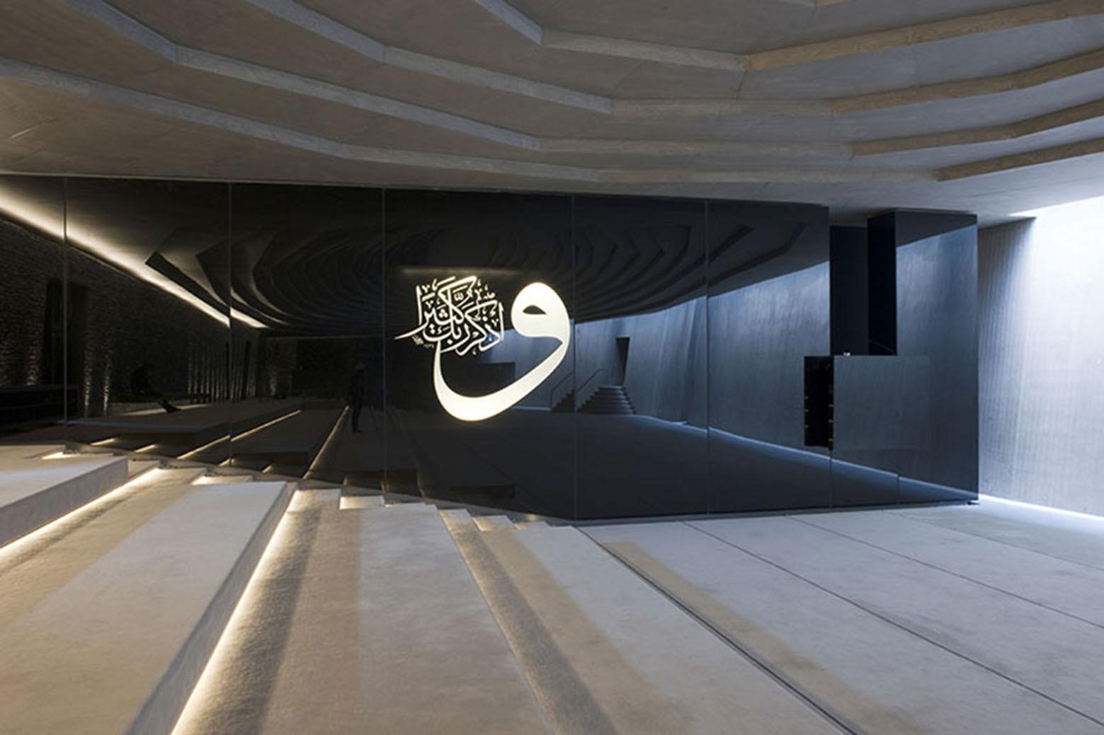 Gallery of Sancaklar Mosque / Emre Arolat Architects - 15