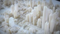 VIDEO: 3D Printing San Francisco's Future Skyline