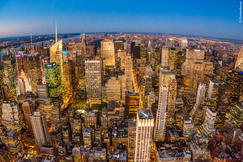 """""""Nadie me convertirá en ciudadano de segunda clase en mi propio hogar"""", Nueva York. Image © Christian Ronnel [Flickr]"""