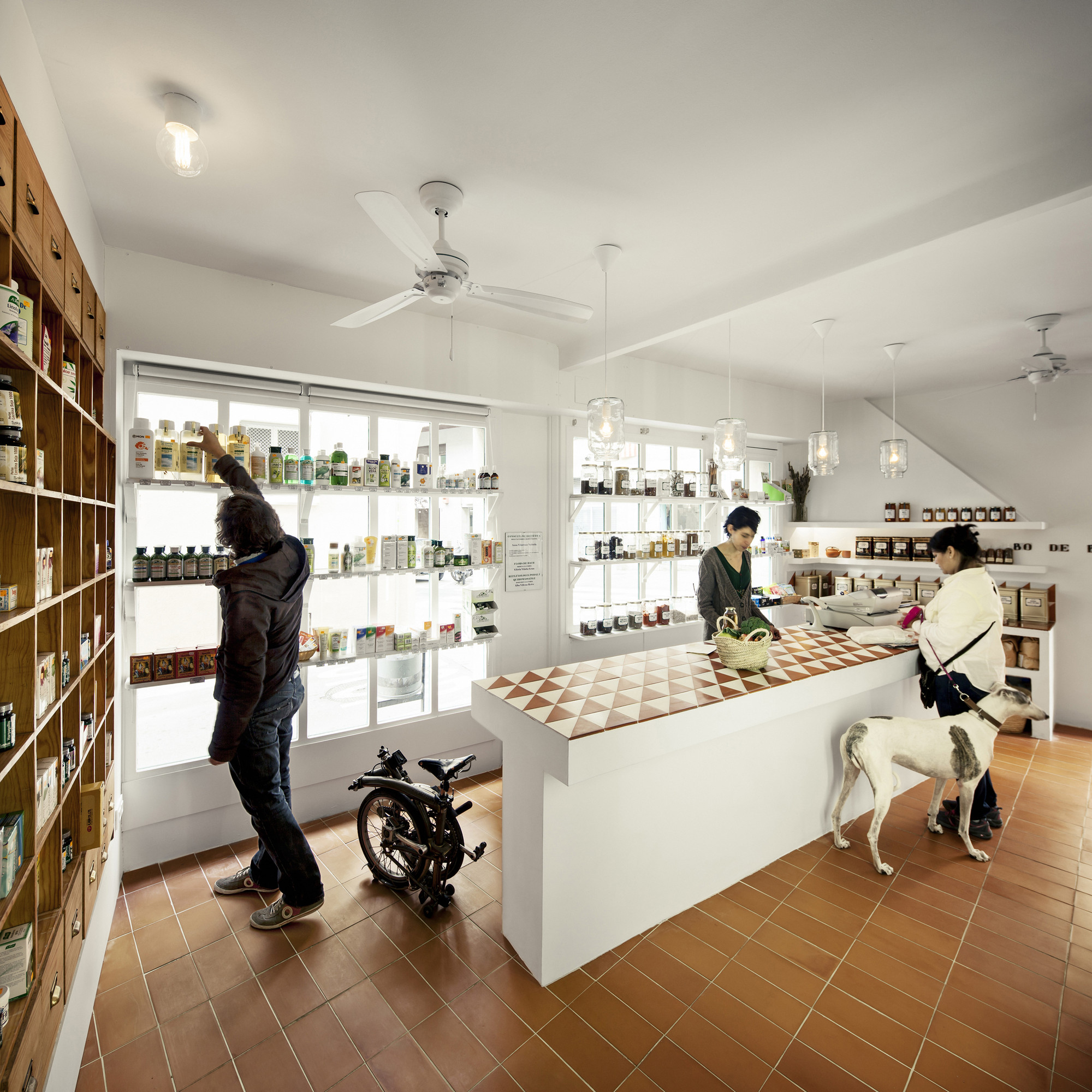 Bodebo Store In Barcelona   / CAVAA, © Jordi Surroca