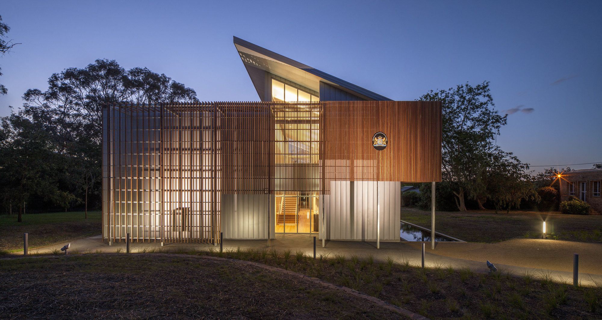 Australian institute of architects announces winner of for Australian architecture
