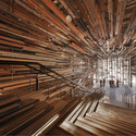 W Hayward Morris Award for Interior Architecture – Hotel Hotel by March Studio. Image © John Gollings