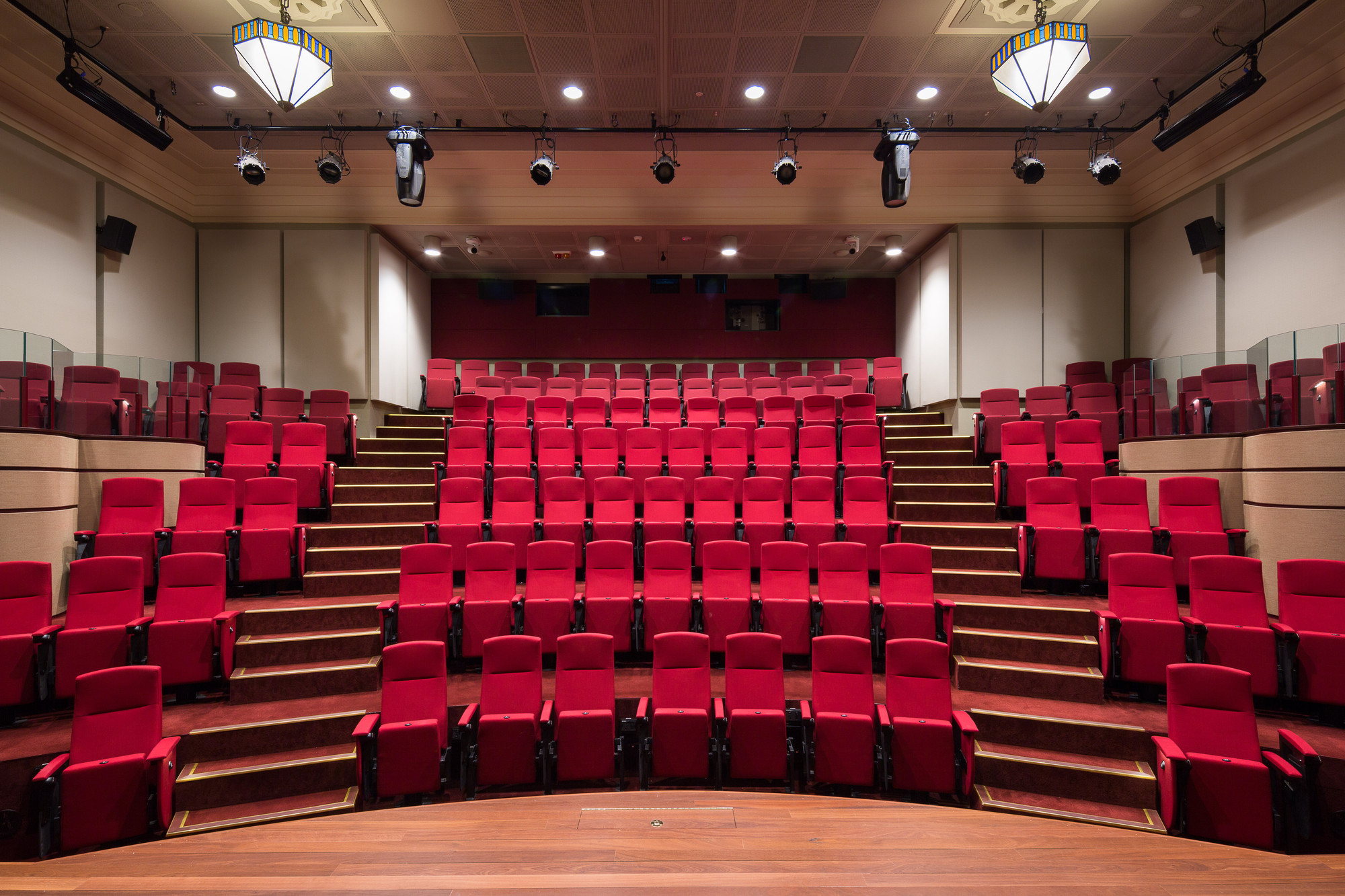 Commendation – NFSA Theatrette by Cox Architecture. Image © Rodrigo Vargas