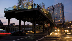 "From ""The Landscape Imagination"" - James Corner's Essay on the High Line"