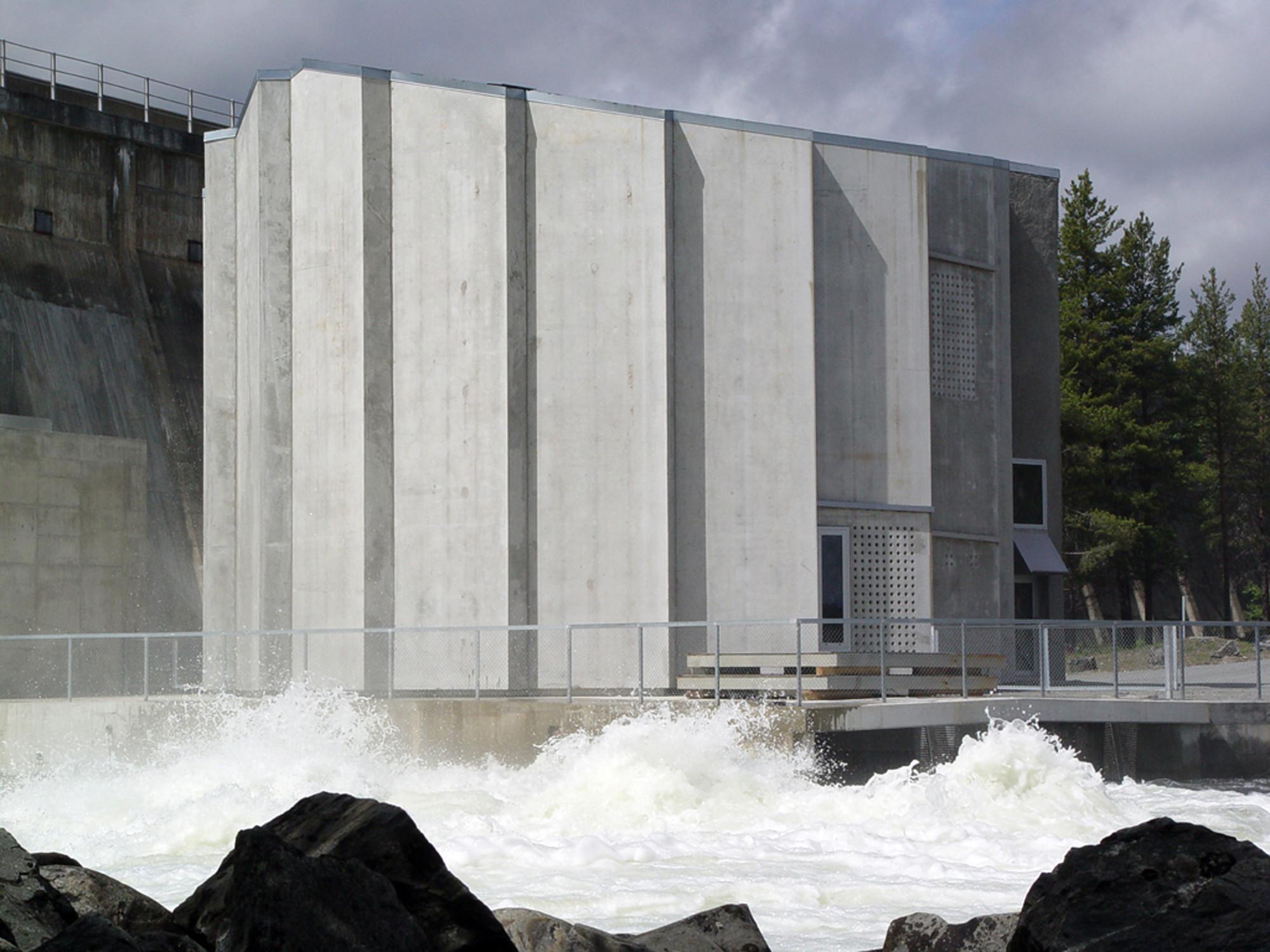 Pålsbu Hydro Power Station / Manthey Kula Architects, Courtesy of Manthey Kula Architects