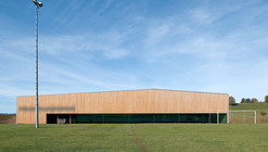 Lussy Sport Hall / Virdis Architecture