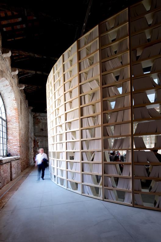 Modernismo en el mundo árabe: Pabellón de Baréin en la Bienal de Venecia, © Nico Saieh