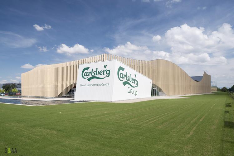 Centro de innovación, investigación y desarrollo Carlsberg / S&AA, © Pierre Pommereau