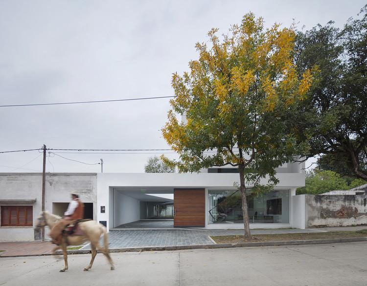 Caja de Seguridad Social para Abogados / Sergio Alberto Cabrera Arquitectos, © Federico Cairoli