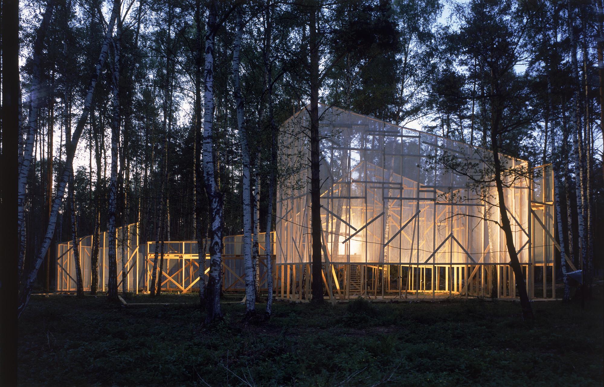 Conjunto de viviendas X-Park / Project Meganom, © Yury Palmin