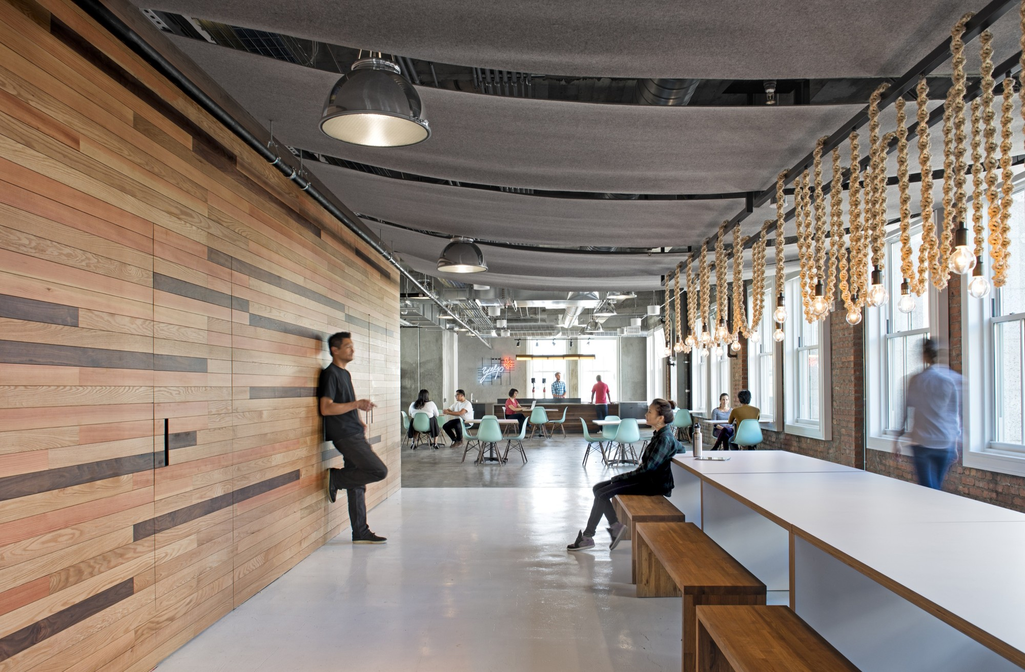 Yelp Headquarters Studio OA ArchDaily