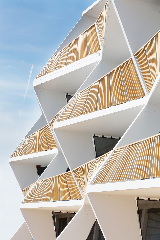 Gallery of ragnitzstra e housing love architecture and for Architecture urbanisme