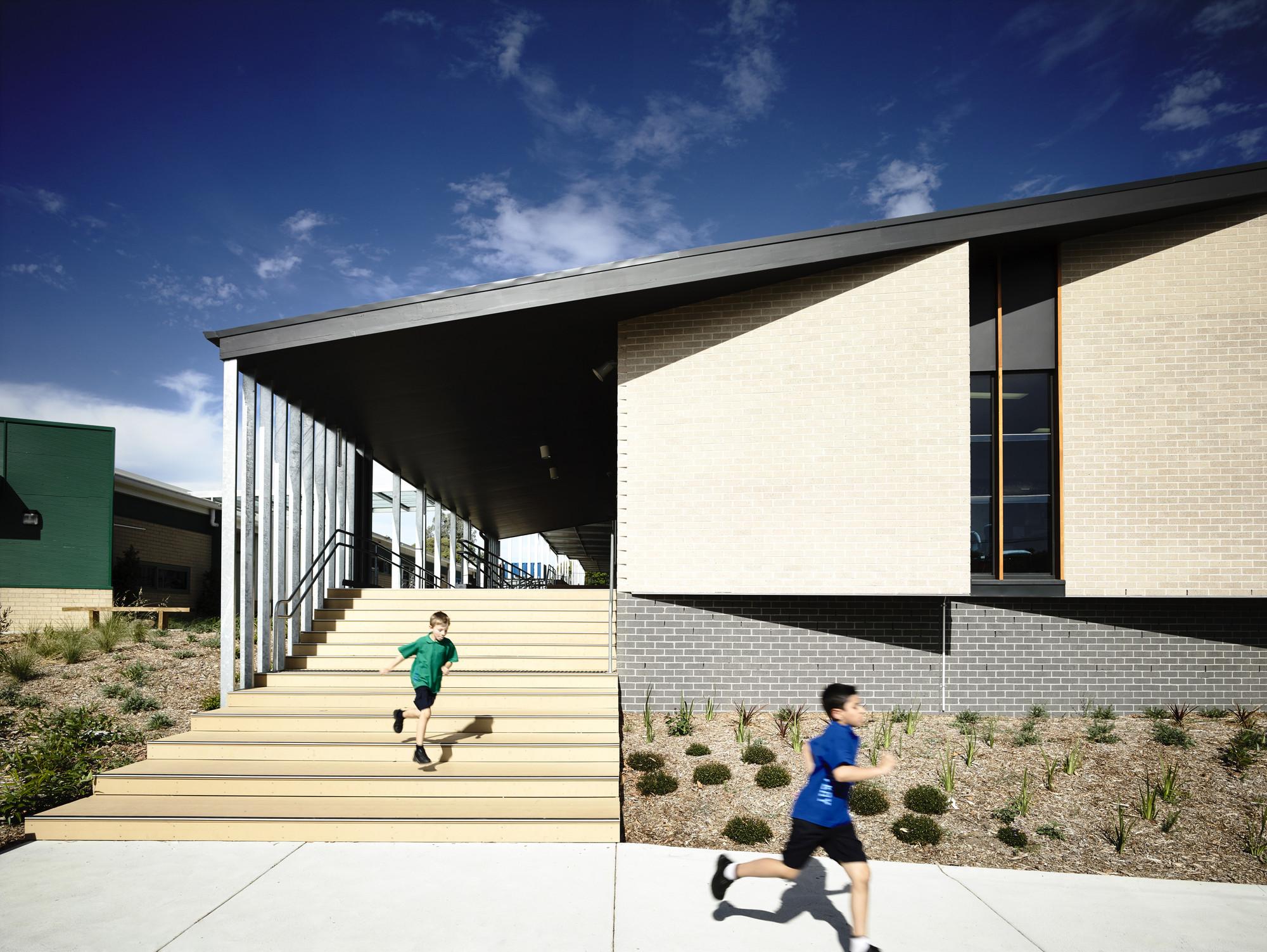 Birralee Primary School / Kerstin Thompson Architects, © Derwek Swalwell