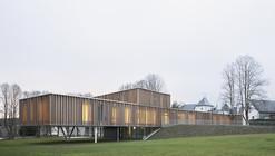 Ayuntamiento de Montigny-le-Tilleul / V+