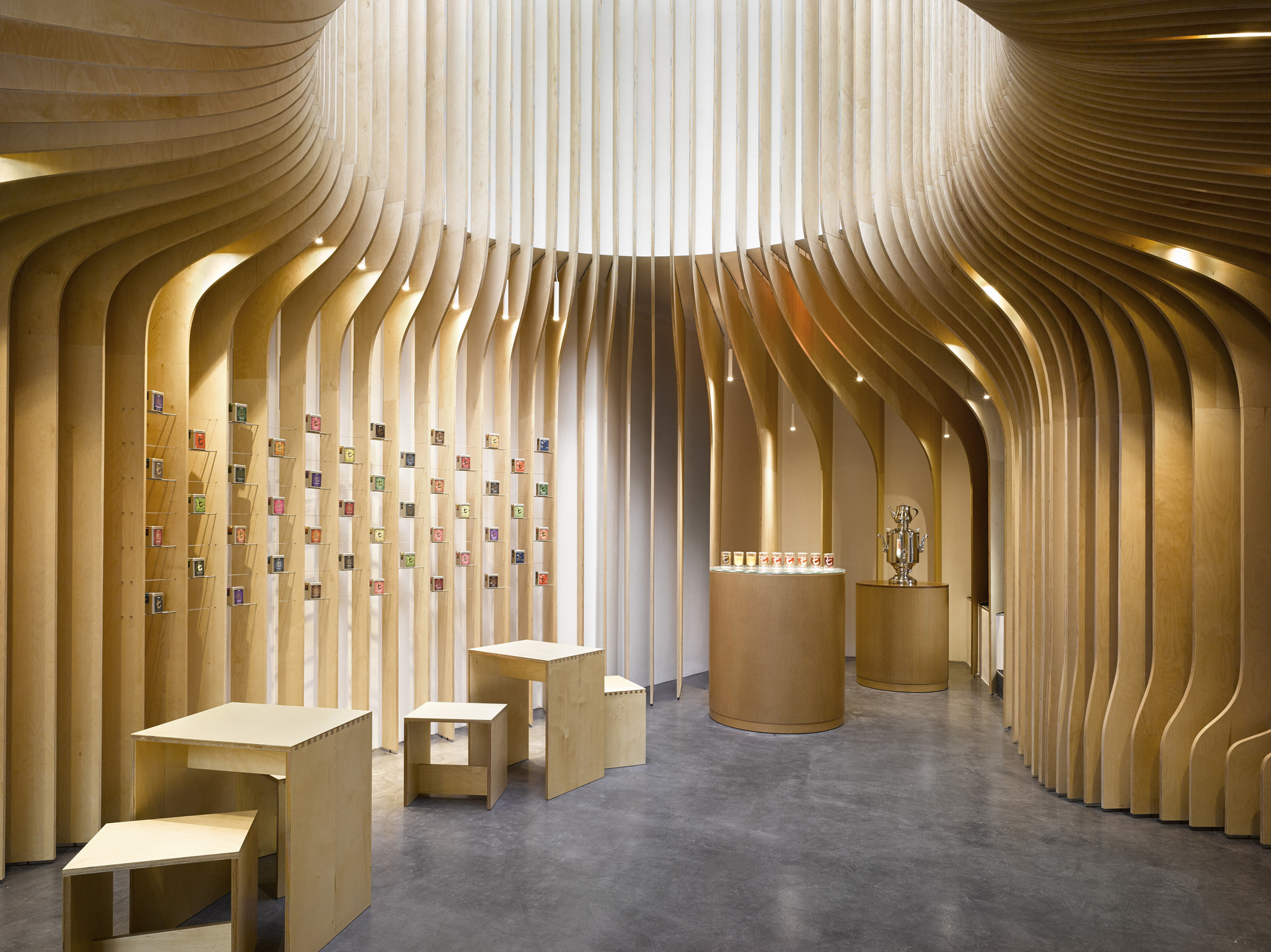 T Boutique Studio Pha Archdaily