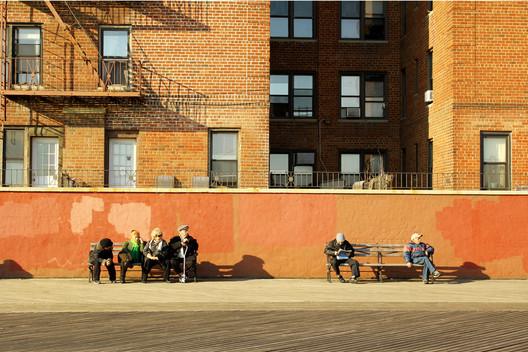 Brighton Beach, Brooklyn. Image © Rennie Jones