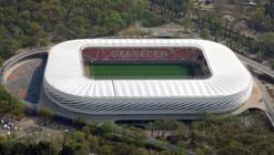 Nagyerdo Football Stadium / BORD