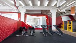 Smena Fitness Club / za bor architects