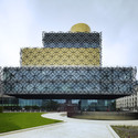 Library of Birmingham / Mecanoo. Image © Christian Richters