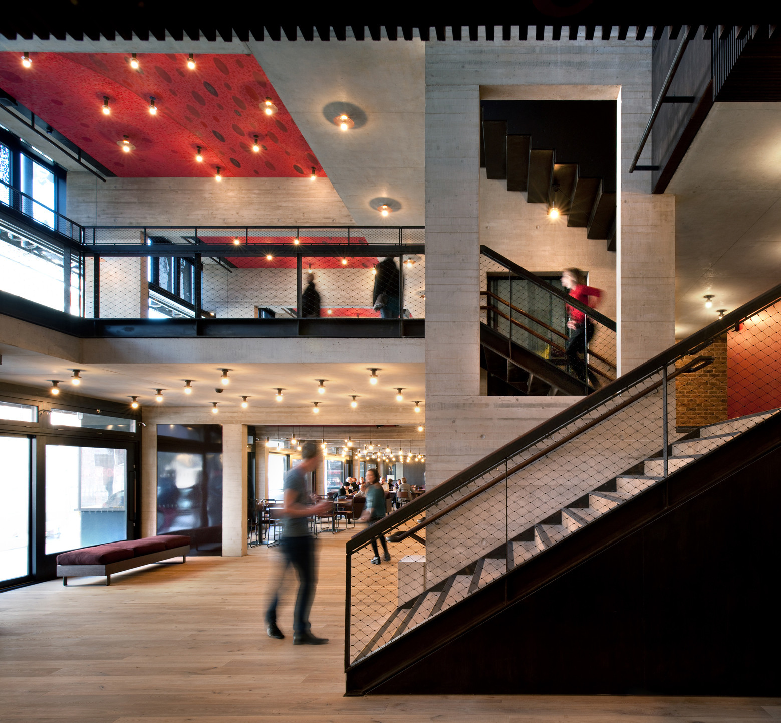 Teatro Everyman / Haworth Tompkins. Imágen © Philip Vile
