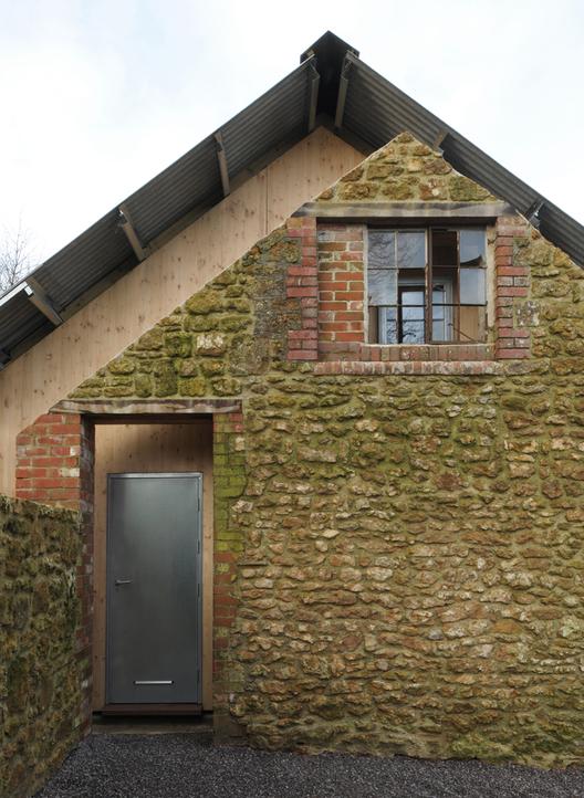 Archivo de arquitectura / Hugh Strange Architects. Imágen © David Grandorge
