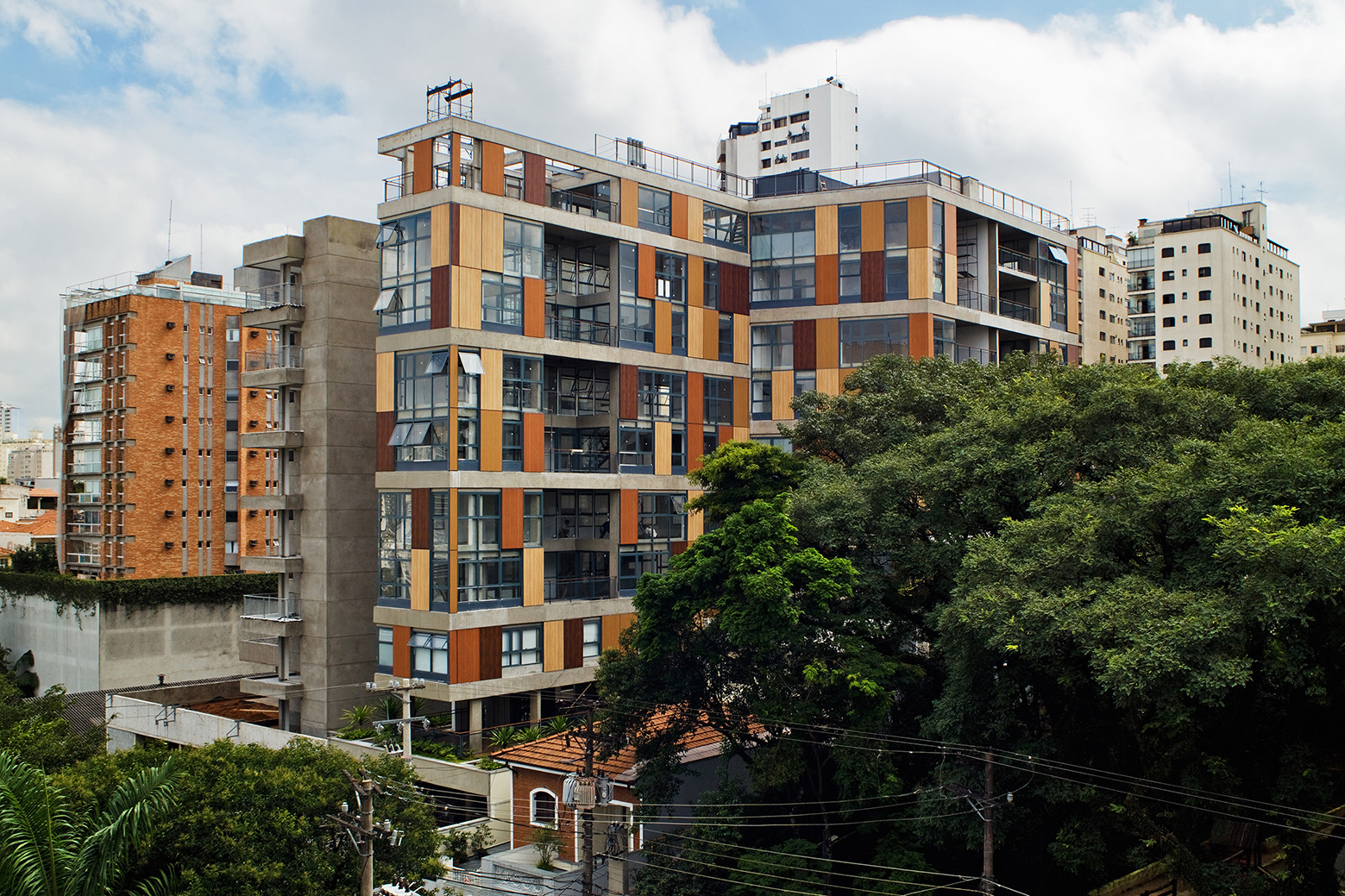 Galeria de edif cio fidalga andrade morettin arquitetos for Andrade morettin