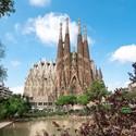 La Sagrada Familia. Image Courtesy of http://www.lowcostholidays.com/