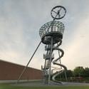 Vitra Slide Tower / Carsten Höller. Image © Vitra