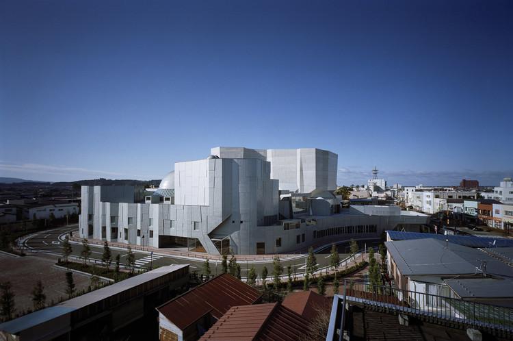 Centro cultural Kadare / Chiaki Arai Urban and Architecture Design, © Taisuke Ogawa