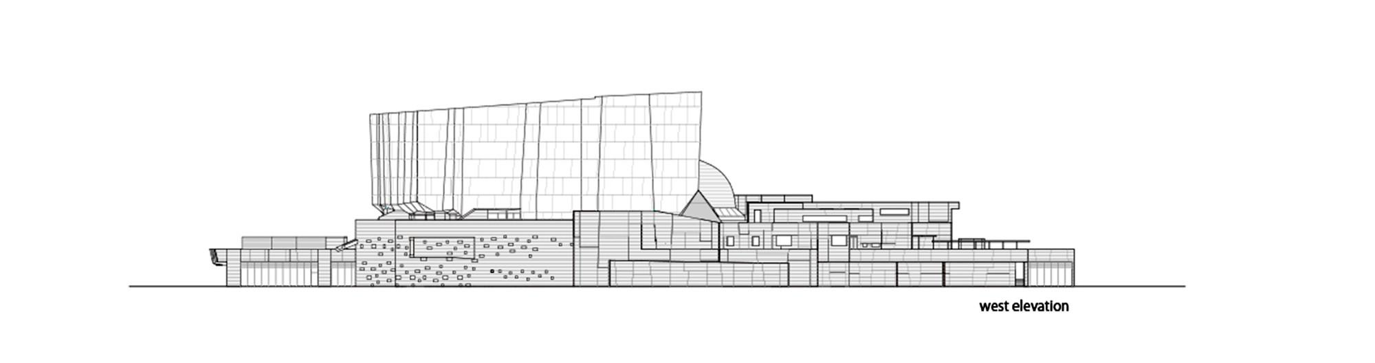Architecture Design Elevation