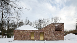 House for P / LOW Architecten