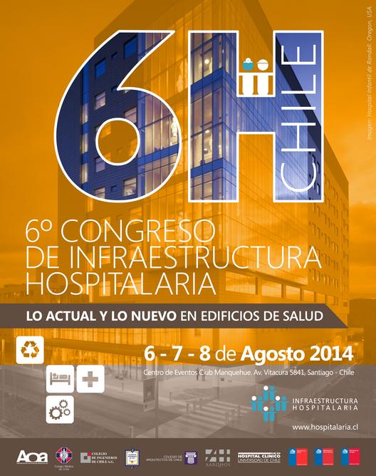 6° Congreso de Infraestructura Hospitalaria /  ¡Sorteamos cinco cupos!