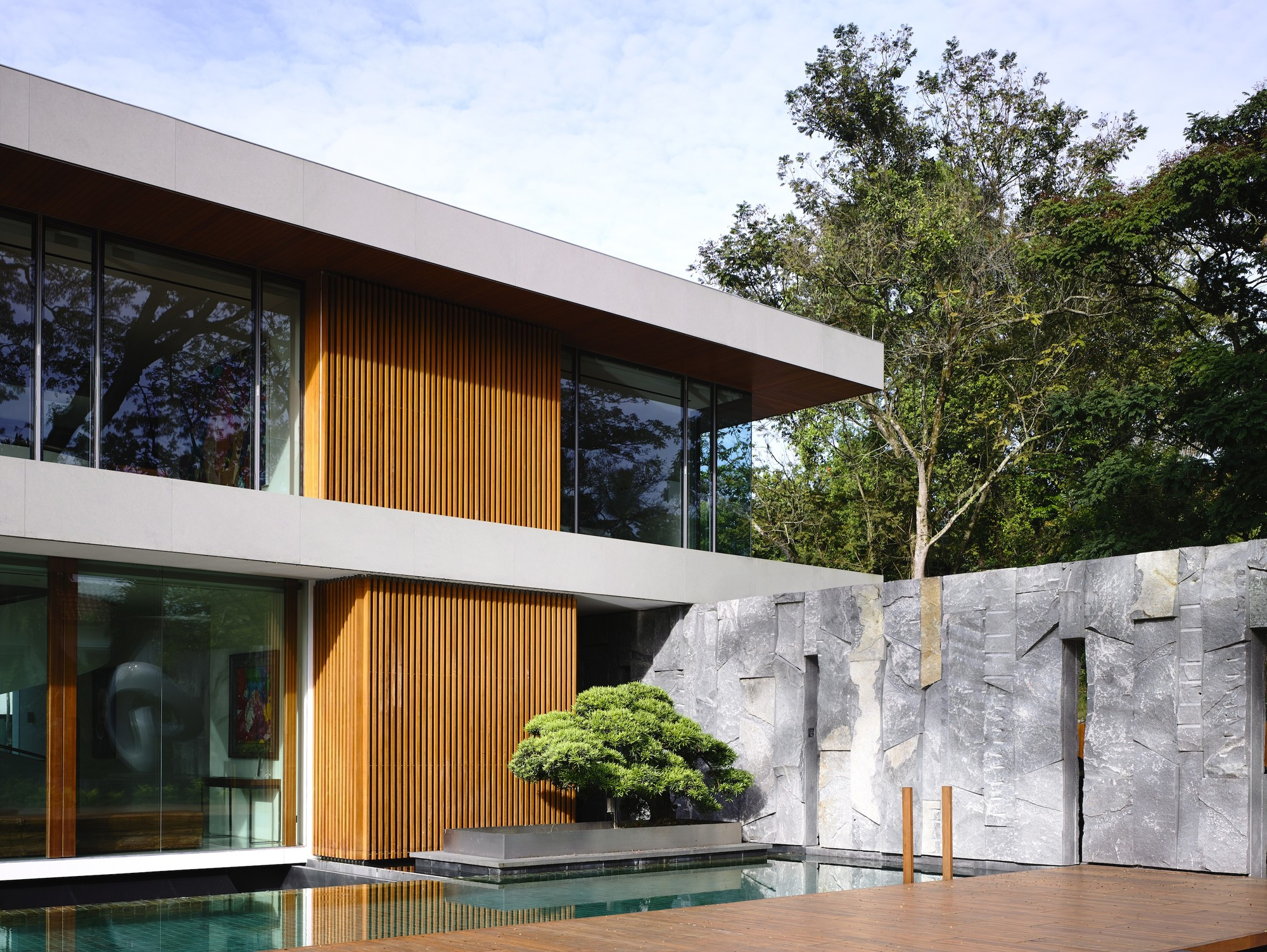 Gallery of 65BTP-HOUSE / ONG&ONG Pte Ltd - 35
