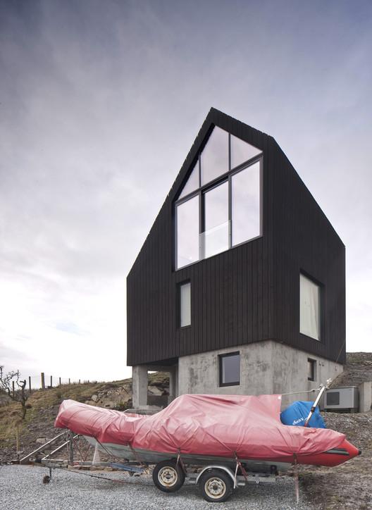 Cortesía de Raw Architecture Workshop