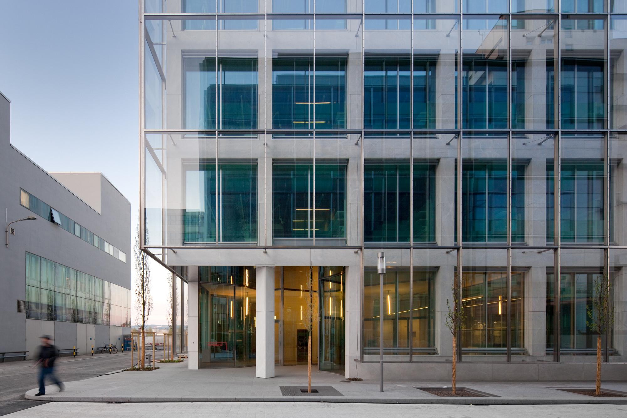 Edifício de Escritórios | Novartis Campus - 2012. Image © Fernando Guerra | FG+SG