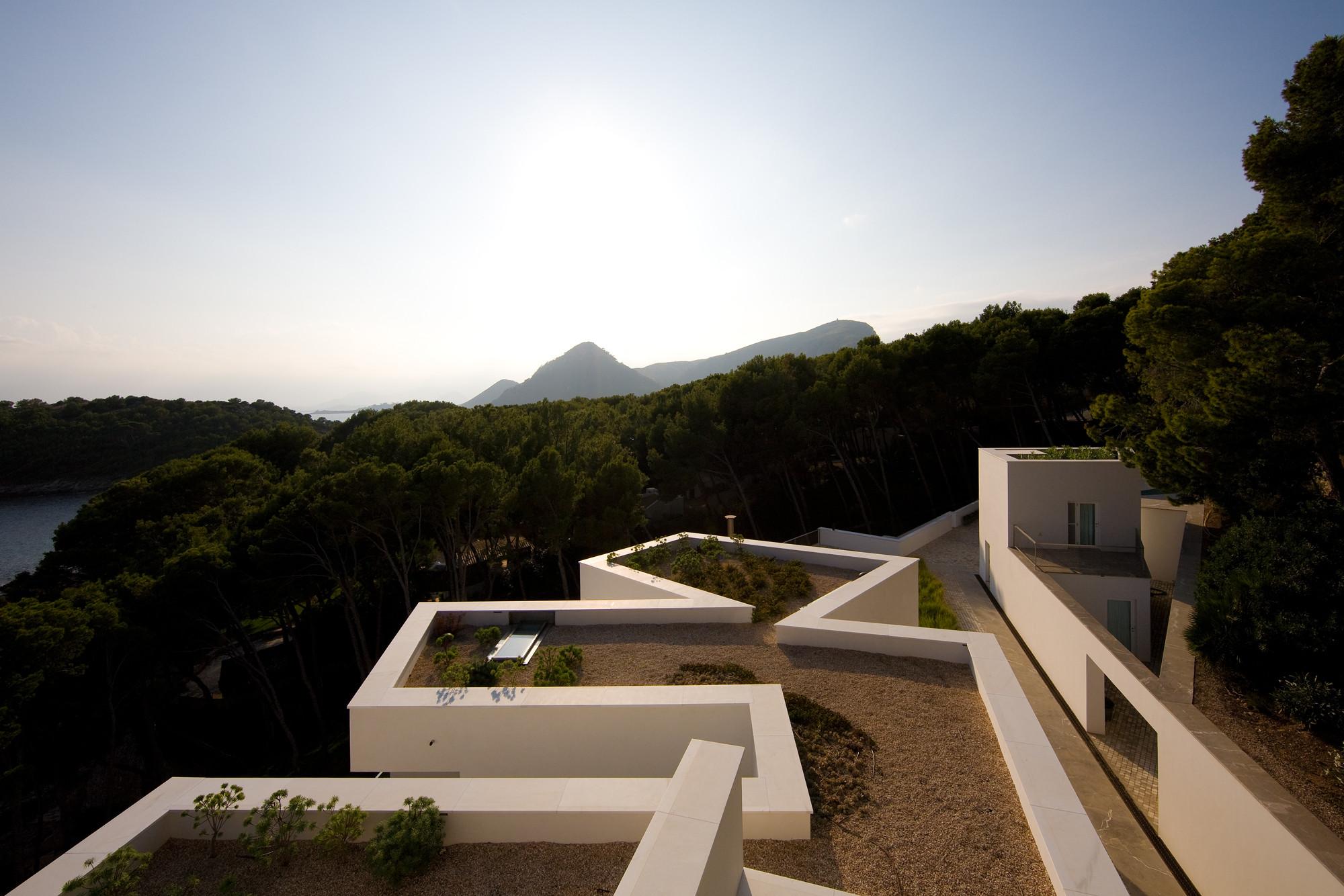 House in Mallorca - 2008. Image © Fernando Guerra | FG+SG