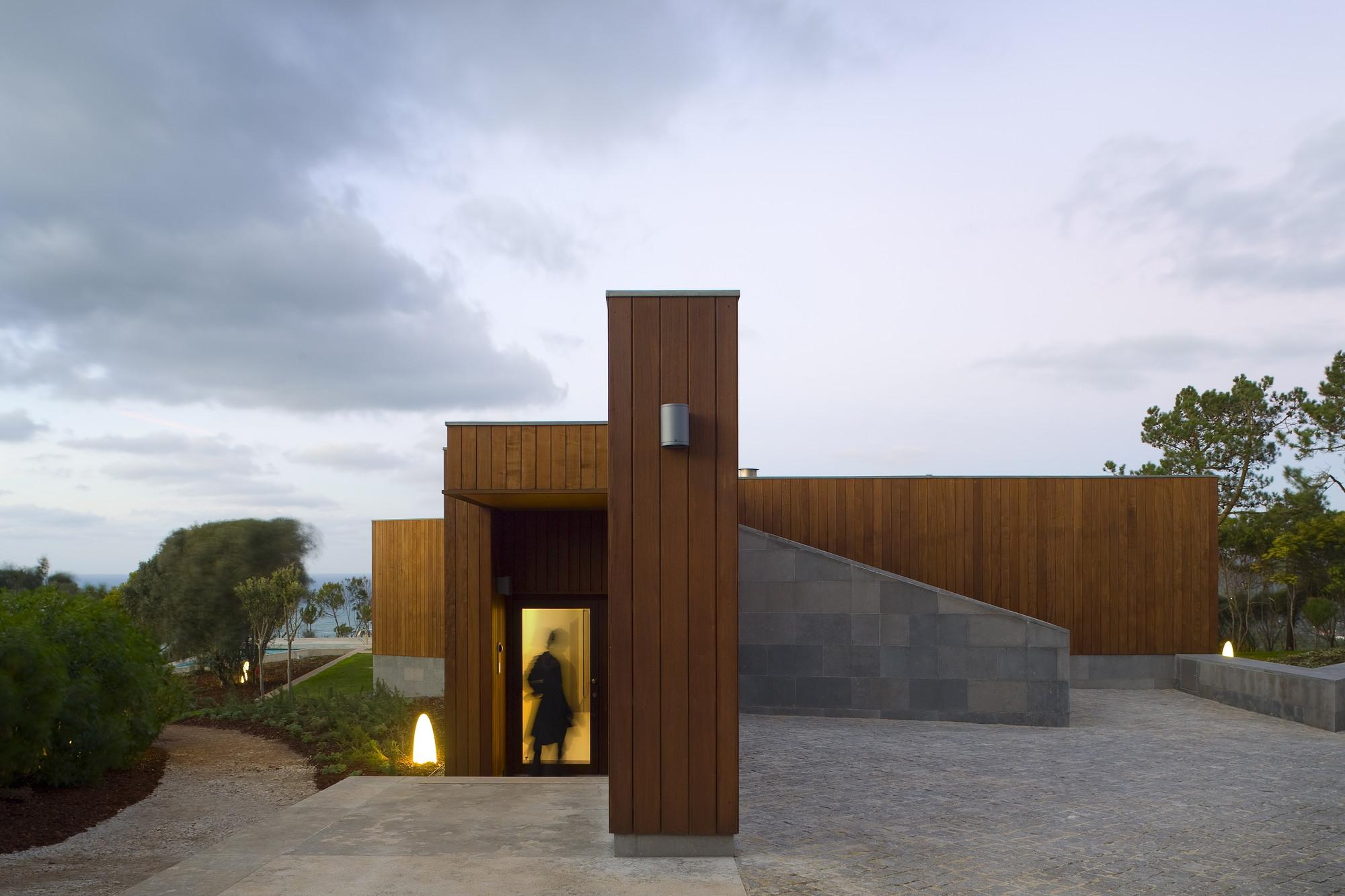 Pego House - 2008. Image © Fernando Guerra | FG+SG