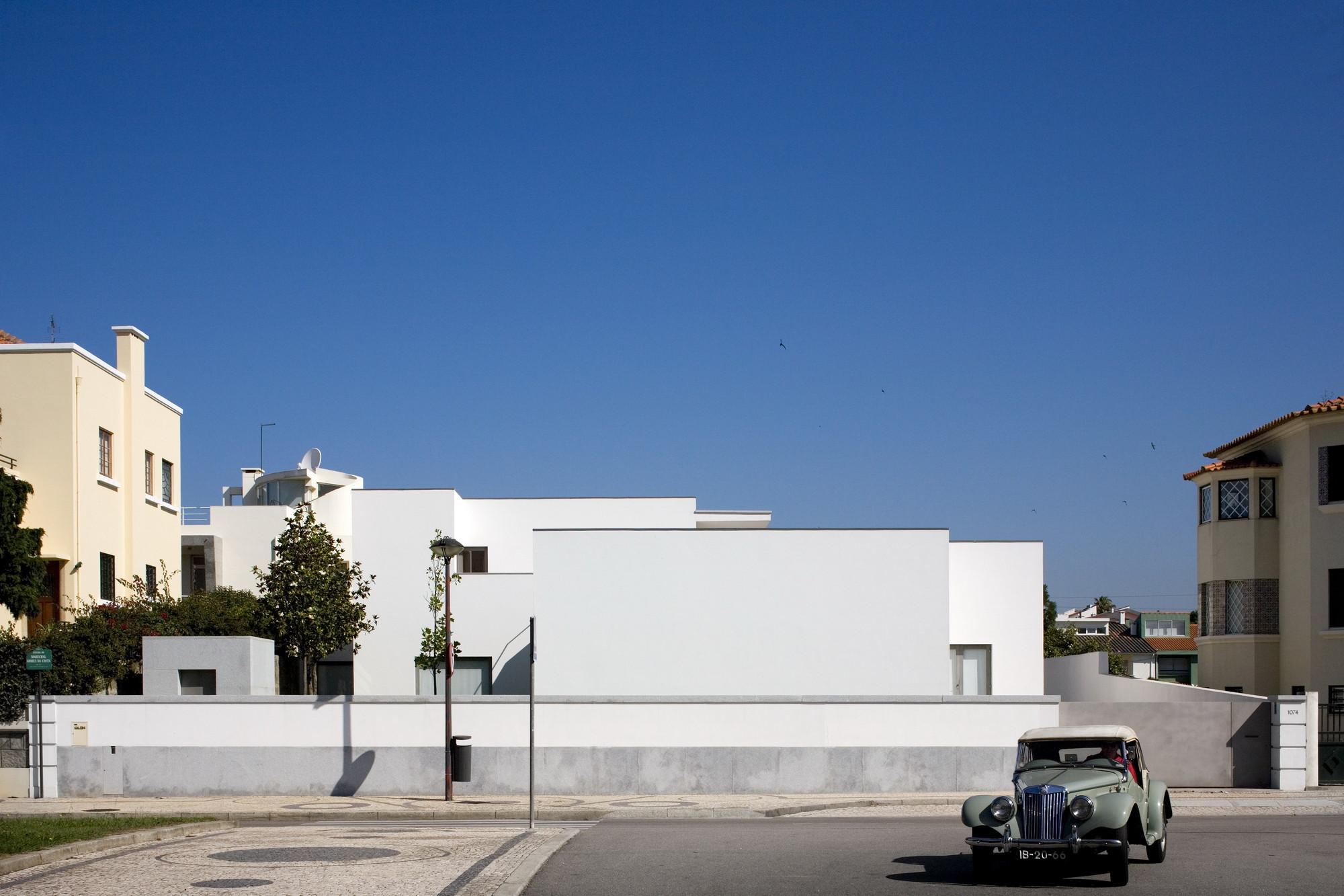 Armanda Passos House - 2005. Image © Fernando Guerra | FG+SG
