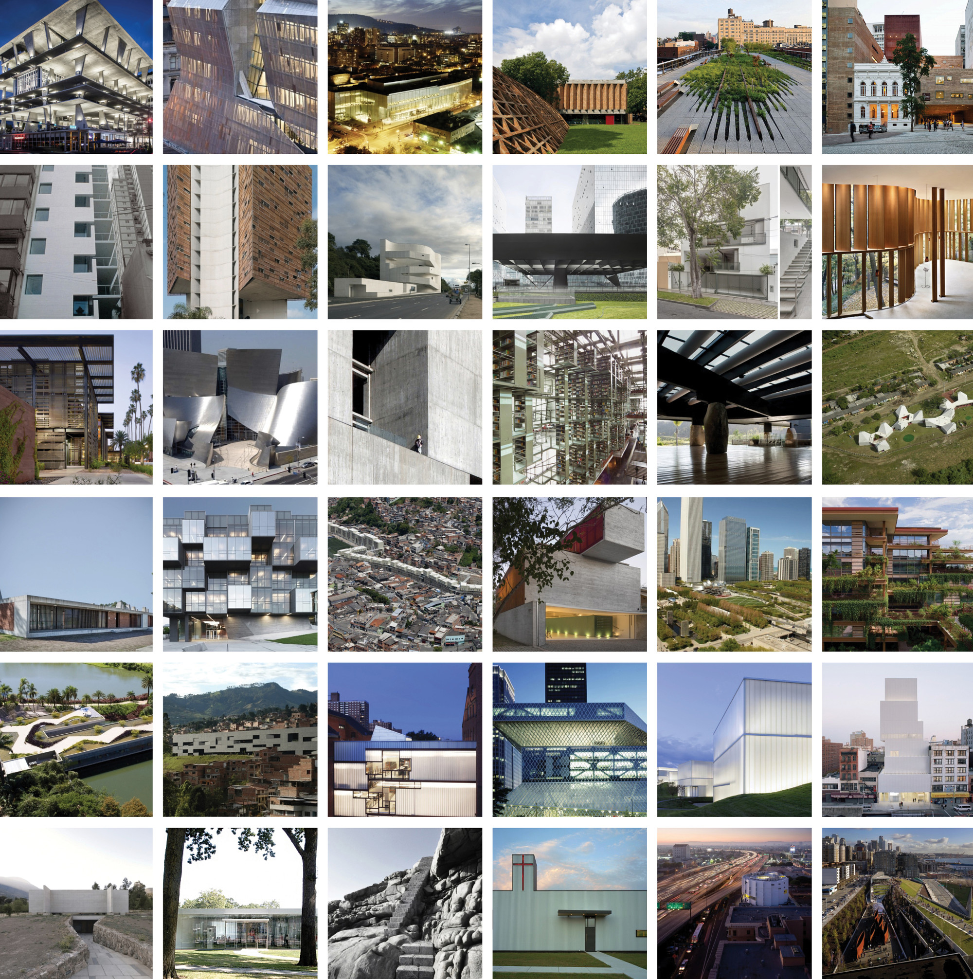 "MCHAP Shortlists the 36 Most ""Outstanding Projects"" in the Americas"