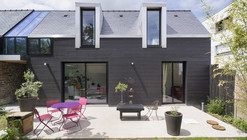 The House Between / Clément Bacle Architect