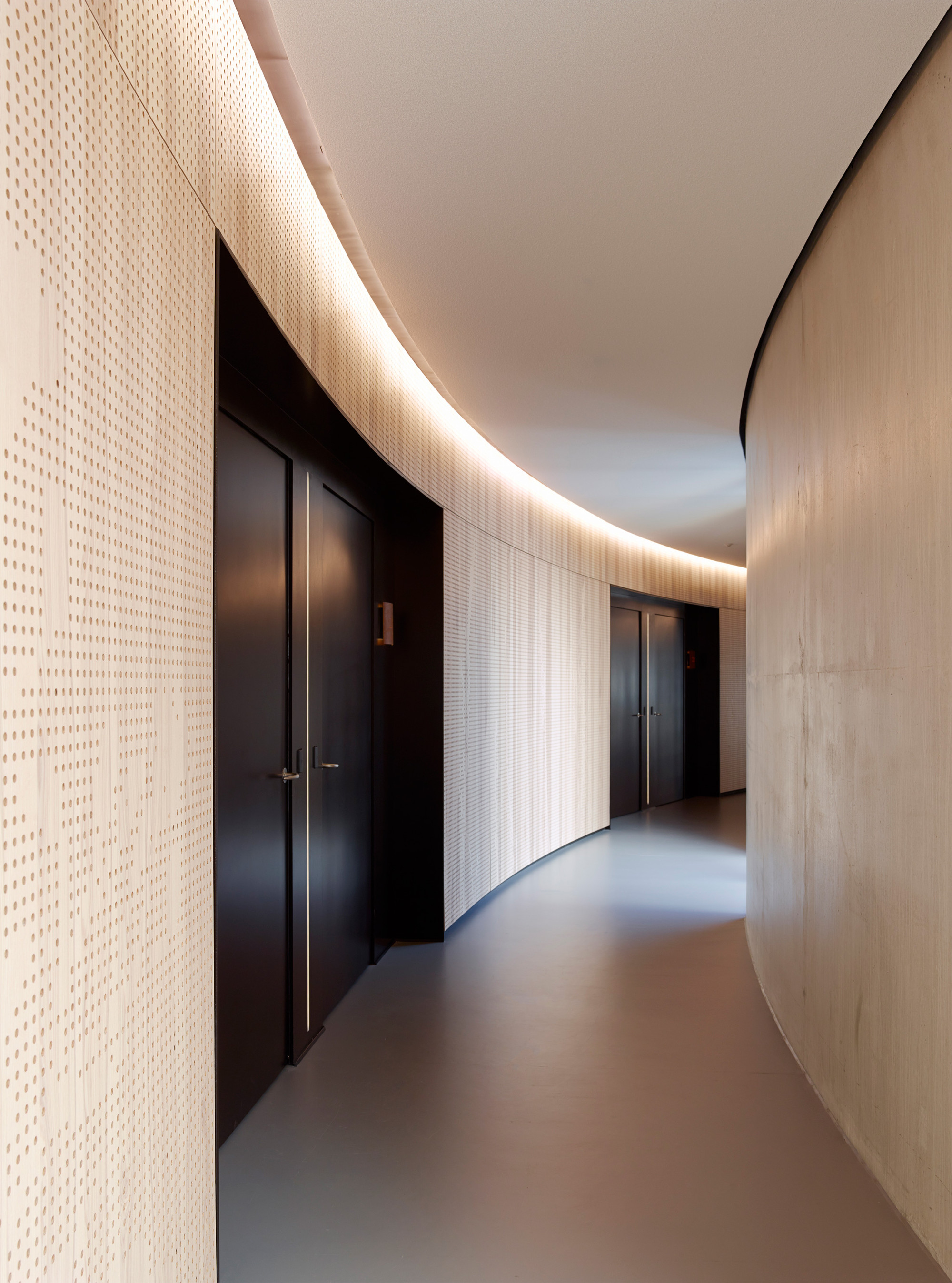 Gallery of ecco s hotel dissing weitling architecture 8 for Archi light