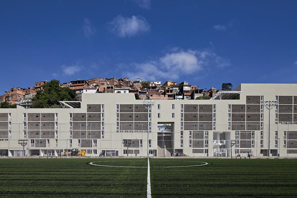 Novo Santo Amaro V Park Housing / Vigliecca&Associados, © Leonardo Finotti