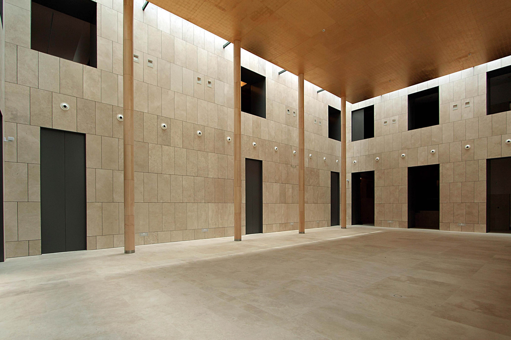 Gallery of rehabilitation of the madrid history museum - Arquitectos madrid ...