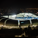 Arena das Dunas en Natal. Image Courtesy of Populous