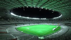Iluminación de los Estadios de la Copa Mundial FIFA 2014 por Schréder