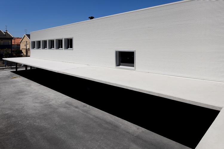Escuela Secundaria da Amora / Bak Gordon Arquitectos, © Fernando Guerra | FG+SG