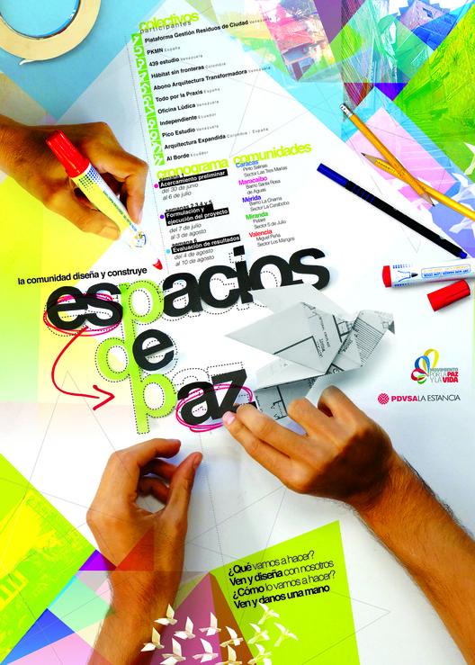 Ciclo de Ponencias / Diseño Participativo Espacios de Paz - Venezuela 2014