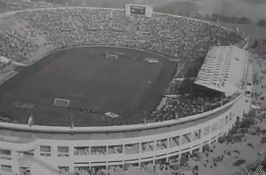 "Cine y Arquitectura: ""Mundial de Fútbol: Chile 1962"""
