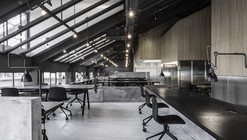 Flamingo Shanghai Office / Neri & Hu Design and Research Office